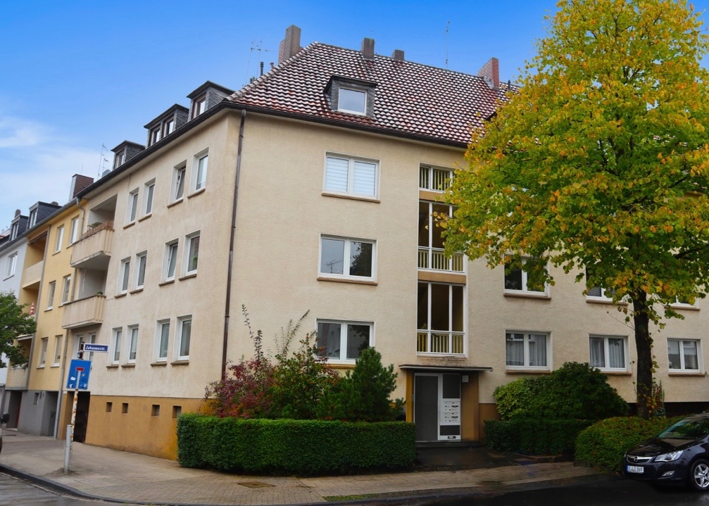 Mehrfamilienhäuser in Essen-Rüttenscheid (Johannastraße)