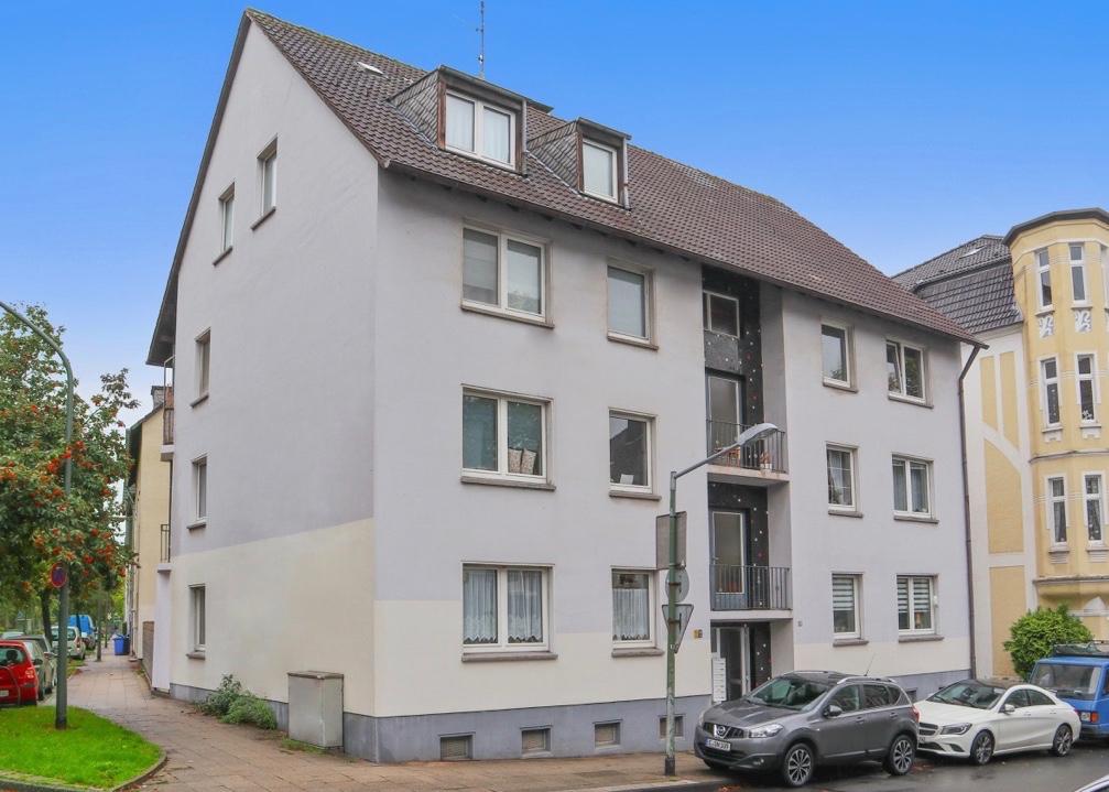 Mehrfamilienhaus in Essen-Borbeck (Prinzenstraße)