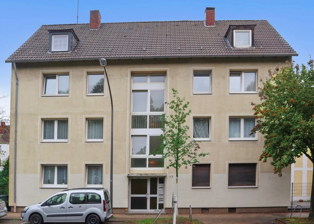 Mehrfamilienhaus in Essen-Borbeck (Stolbergstraße)